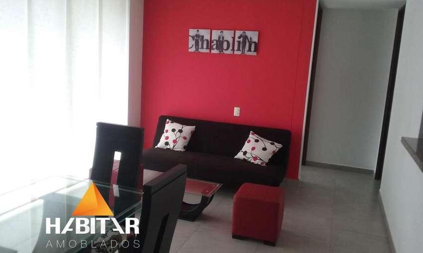 Alquiler de Apartaestudio Amoblado en exclusivo sector de Bucaramanga, Cañaveral 0