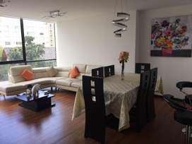 Renta Amoblado, 2 Dormitorios, 90,60m², Urb. Granda Centeno