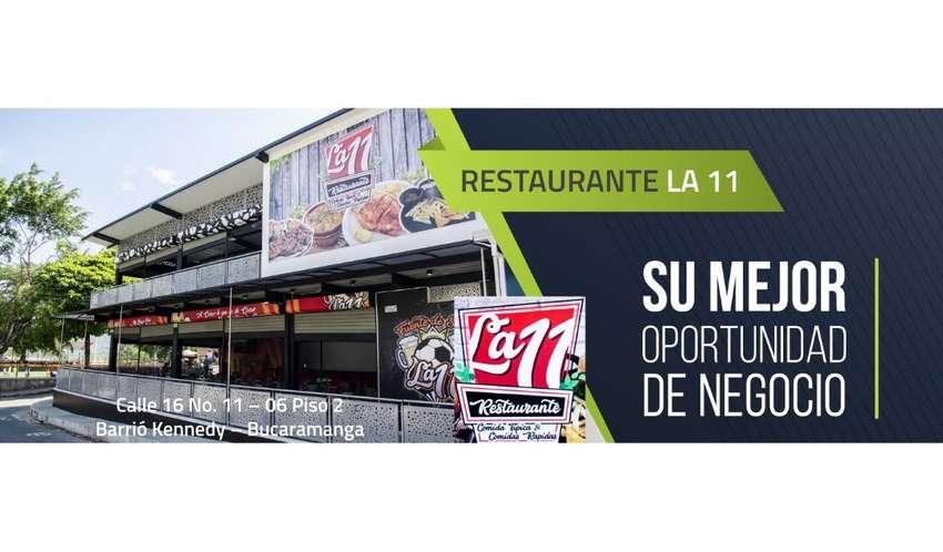 Gran Oferta Venta o Arriendo Restaurante 120 personas Barrió Kennedy, Bucaramanga 0