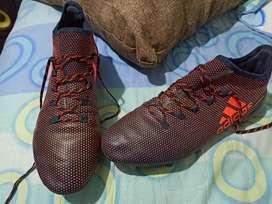 Guayos Adidas. X