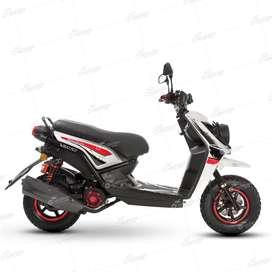 Motocicleta Bultaco Freedom 150