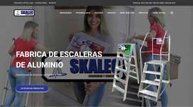 Diseño y Publicación de Páginas web | Ecommerce | SSL | Correos Institucionales | Página web para tu negocio