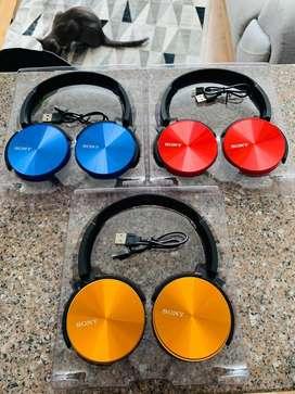 Increibles audifonos Inalambricos