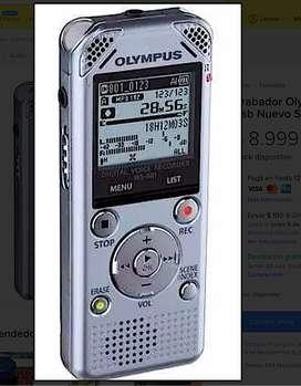 Grabador Olympus Ws801 Usb Nuevo Sd