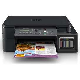Impresora Brother Dcp T510w Sistema De Tinta + Wifi Original