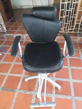 Vendo silla de Barbería o Peluquería