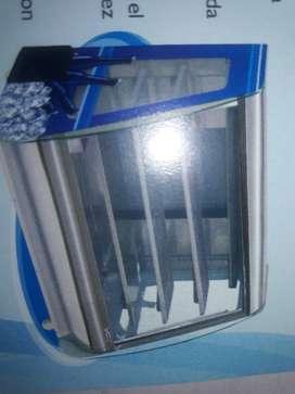 Congelador de vitrina para lácteos