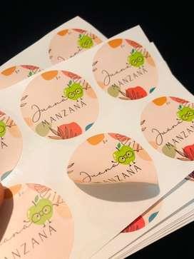Adhesivos Stikers