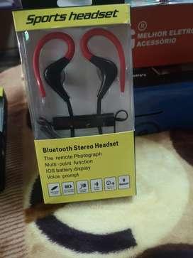 Audífono con cable con bluetooth