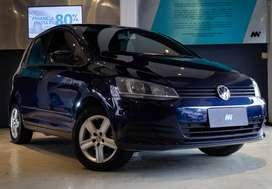VW FOX 1.6MSI COMFORTLINE C/GNC 2015