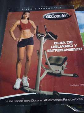 maquina abdominal.