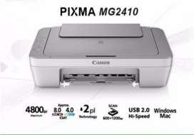 Vendo Impresora Cannon Multifuncional