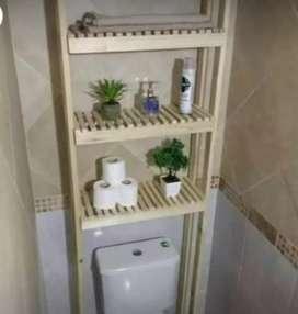 Organizador de baños