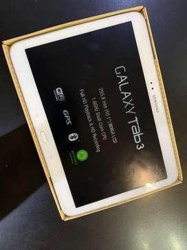 Tablet Samsung Tab 4  de 10 pulgadas con chip