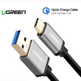 Cable de carga USB-C 3.0 Ugreen 1 metro