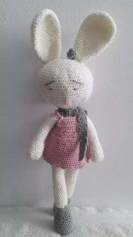 Amigurumi. Muñecos en crochet