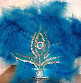 Corona de carnaval