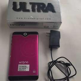 Tablet KRONO de 16gb Nueva en Caja