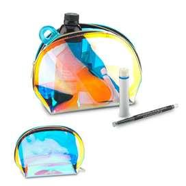 # Cosmetiquera hologram Ref. Va-866