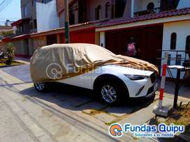 Fundas cobertores para auto - FUNDAS QUIPU