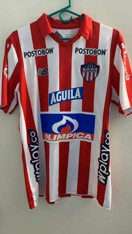 Camiseta original Junior de Barranquilla temporada 2020, talla M