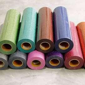 Vinil textil para manualidades