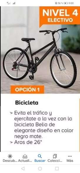 Bicicleta Belia