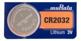 Pila Bios Cr2450 Lithium 3v Cartón X5Gp