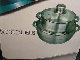Duo Calderos