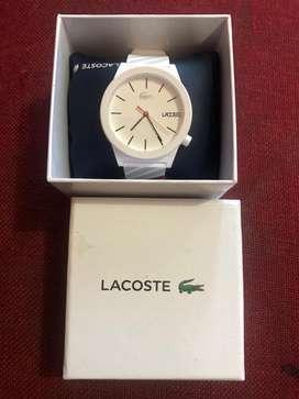 Reloj Lacoste original ( negociable )