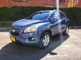 "Vendo Chevrolet Traker ""LS"" Full equipo"