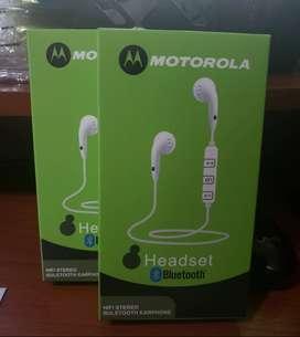 auriculares motorola