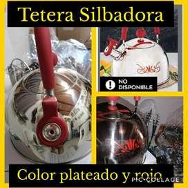 Tetera Silbadora