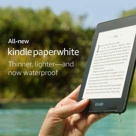 Kindle Paperwhite 2019 8GB - Resistente al agua