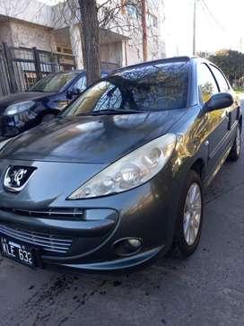 Peugeot 207 2011 xt 1.6