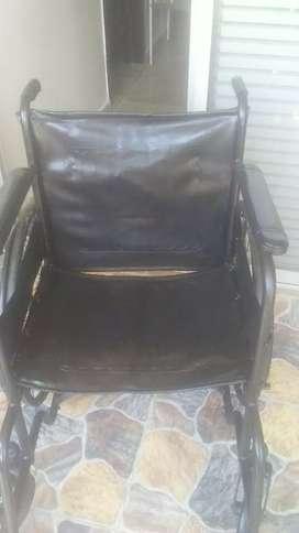 Se vende silla de rueda