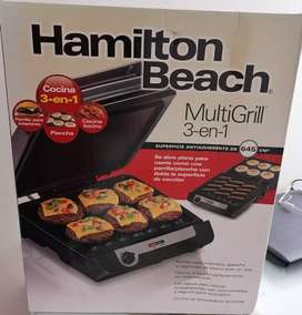 HAMILTON Beach 25600 - Multigril 3 en 1