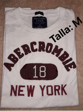 POLOS ABERCROMBIE Y HOLLISTER