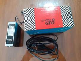 FLASH SUNPAK G T 8