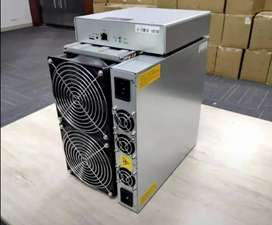 Antminer T17 40-42T. 220V 2200w. Se puede hacer overclock hasta 56T
