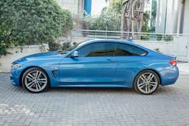 BMW 440I Coupe M package 326cv año 2019