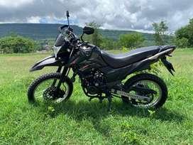 Vendo moto TTR 200