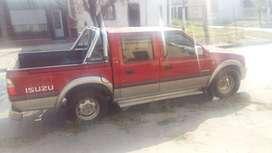 Camioneta ISUZU KENZU con GNC