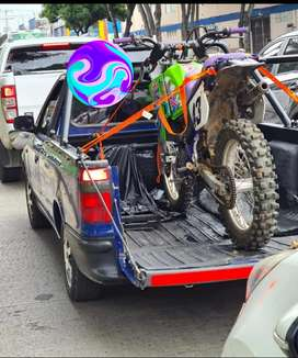 Grua para motos / Acarreos pequeños