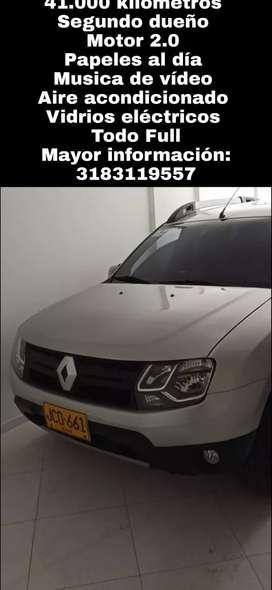 Vendo Renault Duster