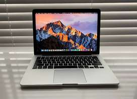 MacBook Pro Retina (early 2015), 13 pulgadas, 8gb, 128gb