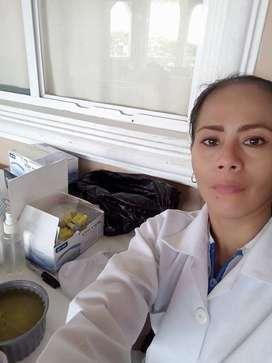 Auxiliar de enfermería y farmacología