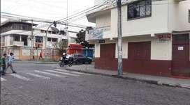 Local en zona comercial centro de Ibarra