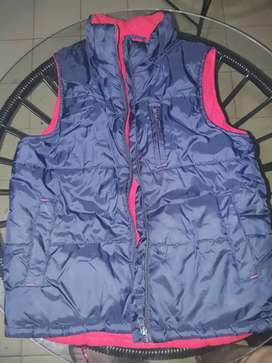 Chaleco niño talle 8 impecable