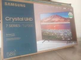 "Televisor Samsung 58"" en excelente estado"